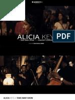 Alicia Keys - A Take Away Show EPK
