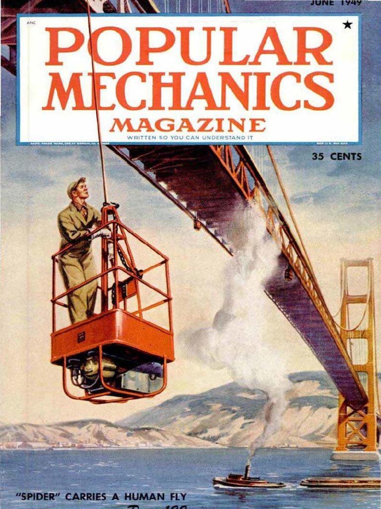 Popular Mechanics 06 1949 | Nature