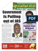 The Agriculturalist - Feb-March 2018