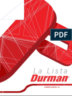 Lista Durman Exportacion20!02!13 Sp