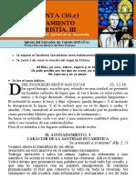 El Anonadamiento de La Eucaristía (36.c) HORA SANTA Con San Pedro Julián Eymard.