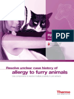 FurryAnimals allergy