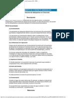 Especificaciones Técnicas Generales Para Construcción de Carreteras (EG - 2000) - Adoquines de Concreto