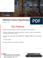 WB5200 Sales Kit V1.0