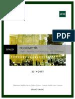 Guia Estudio Grado Parte 2 EconometriaADE 14-15