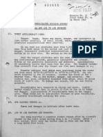 497 Bomb Group, Mission Report 31, Osaka, March 13-14, 1945, OCR