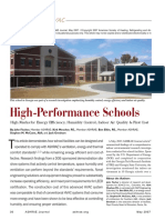 High Performance Schools