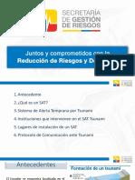 Presentación SAT-Simulacro Guayas-Sta Elena-Galápagos-2018