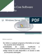 Unidad 2 Servidores Con Software Propietario
