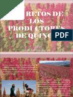 Armando Nerio Guedez Rodríguez - Los retos de los productores de Quinoa