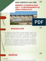 MATENIMIENTO-OBRAS-HIDRAÚLICAS