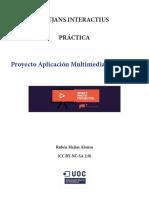 [UOC - MITJANS INTERACTIUS] Pràctica -  Rubén Mejias Alonso