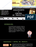 Seguimiento y Control de Proyectos 1