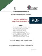 Pia Arqui - Reporte