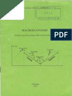 Macroeconomie (Indicatii Metodice Pentru Lucrarea de an)