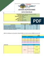 Acta Cal 6to. a - Matemática