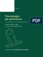 Tecnología de Polímeros