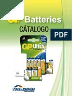 Baterias Gp