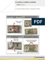 Disposicion Billetes