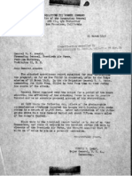 Curtis E. LeMay and H.H. Arnold correspondence