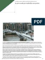 Reduzindo a Oscilação Provocada Por Multidões Em Pontes Pedonais _ EngenhariaCivil.com