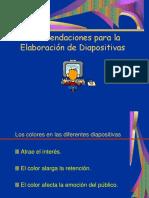 Los Colores en PowerPoint