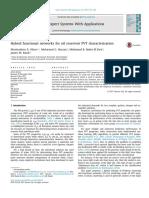 Hybrid Functional Networks for Oil Reservoir PVT Characterisation