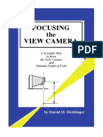 FOCUSING the VIEW CAMERA.pdf