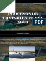 Atahualpa Fernández - Procesos de tratamiento del agua