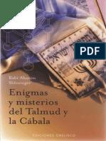 Enigmas y Misterios del Talmud y la Cabala - Rabi Aharon Schlezinger.pdf