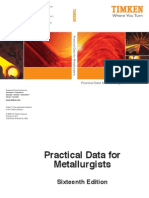 Practical Data for Metallurgists, TIMKEN