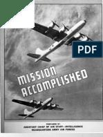 Mission Accomplished - Interrogations of Japanese Leaders of World War II