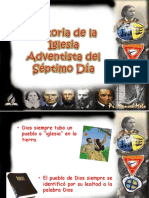 Historia de La Iglesia Para Conquistadores.