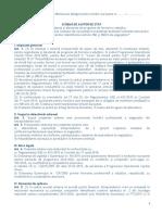 Model - consultare Schema de Ajutor de Stat