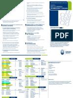 Plan de Estudios Medicina y Cirugia