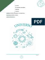 Guía de Estudio Universo