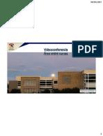 Bitácora Videoconferencia (Area Entre Curvas)