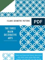 1. Islamic Geometric Patterns Intro