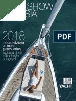 Yacht - Boat Show Eurasia (Şubat 2018)