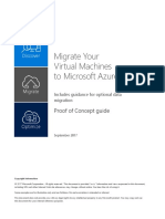 PoC Guide VM Migration to Azure Final