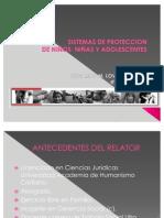 SISTEMAS DE PROTECCION JURIDICA DE LOS NIÑOS (VERSION 4-2010)