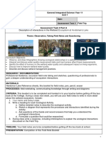 2018 assess task 2 ecosystem fieldnotes