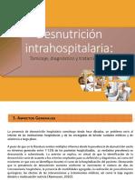 Desnutrición intrahospitalaria