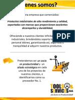 Brochure General TOOLS & SERVICES