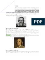 Cientificos y Sus Inventos