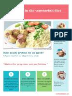 Vegetarian Guidelines