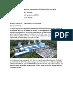 Instituciones Responsables Por El Desarrollo Tecnologico en El Salvador