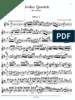 Köhler Cuarteto FL1