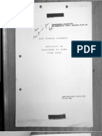 XXI Bomber Command, Analysis of Failure to Bomb, June 1945