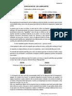 Boletín Técnico 02 Tipos Lubricantes